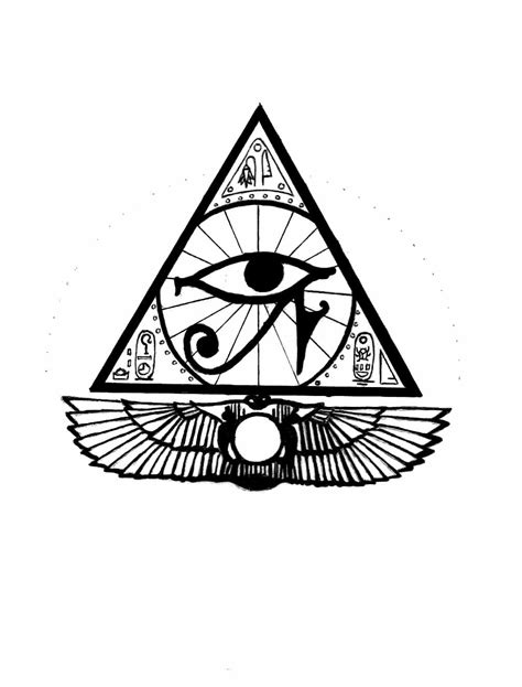 egyptian eye tattoo designs tattoos designs ideas and meaning tattoos for you