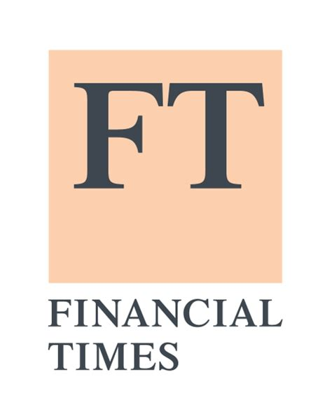 Financial Times Top Mba 2014 by File Financial Times Corporate Logo Svg Wikimedia Commons