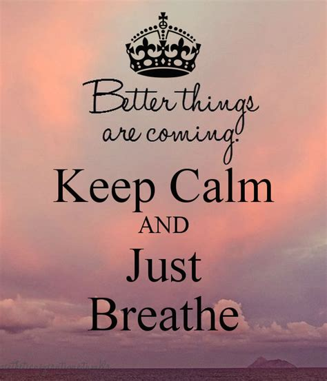 Breathe It All In keep calm and just breathe poster jmk keep calm o matic