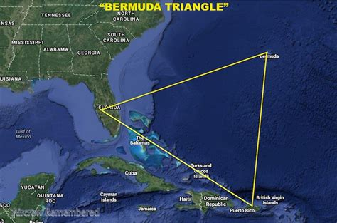 the mysterious bermuda triangle hookedoninspirations blog has science finally solved the bermuda triangle mystery