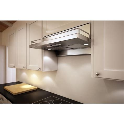 "ZTEE30AS   Zephyr Terazzo 30"" Under Cabinet Vent Hood, 400 CFM"