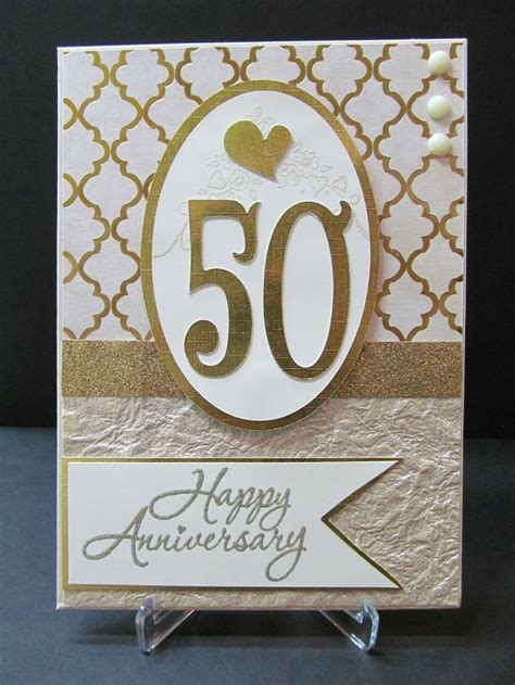 50th Wedding Anniversary Card Ideas by 25 Best Ideas About Anniversary Cards On