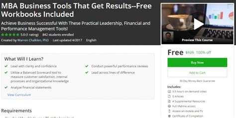 Get Mba Free by 100 Mba Business Tools That Get Results Free