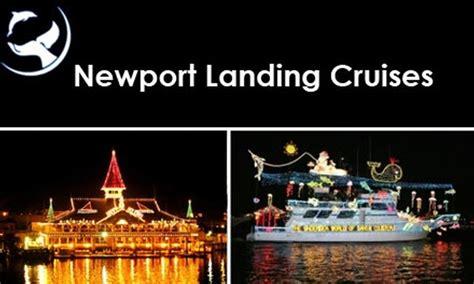 newport beach boat parade review newport landing cruises in newport beach california groupon