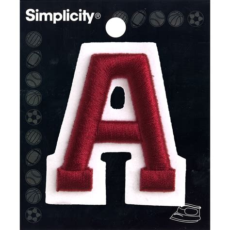 appliques michaels iron on letters michaels tomyumtumweb