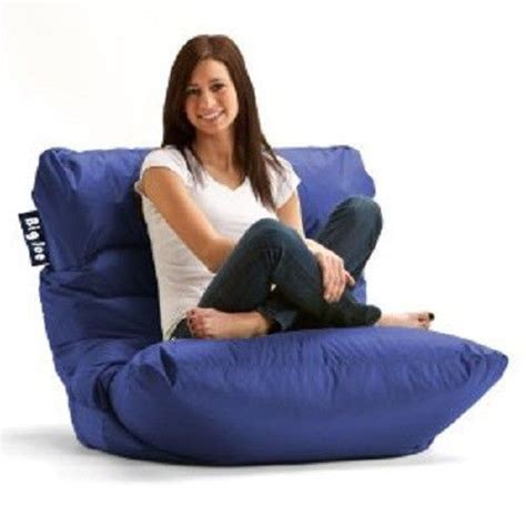 big joe dorm sofa big joe roma bean bag chair teen kid gaming college dorm