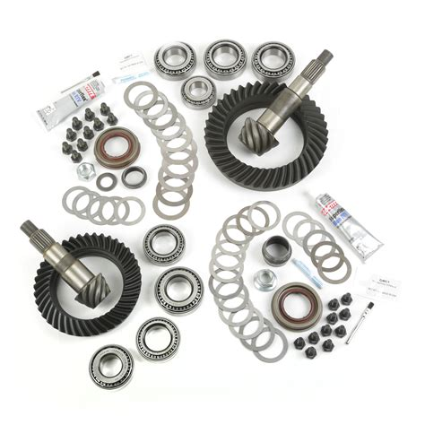 Jeep Yj Gear Ratio Ring And Pinion Kit 5 13 Ratio For 30 44 07 16