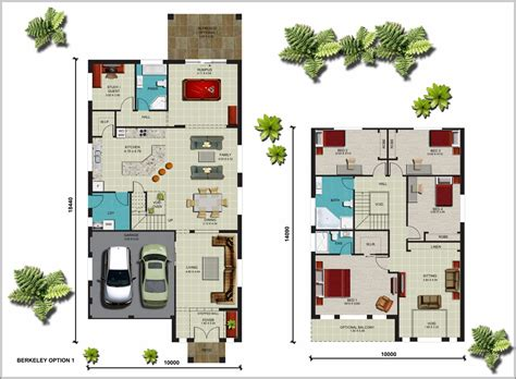 home design app two floors berkeley option 1
