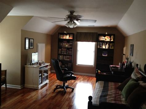 bonus room officecraft room traditional home office