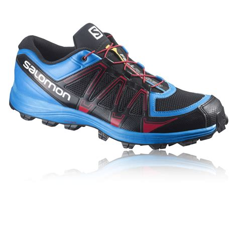 sports shoes with heels salomon fellraiser fell running shoes 44