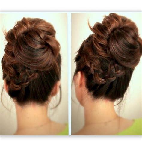 cute everyday school hairstyles big messy bun with cute everyday school hairstyles big messy bun with big