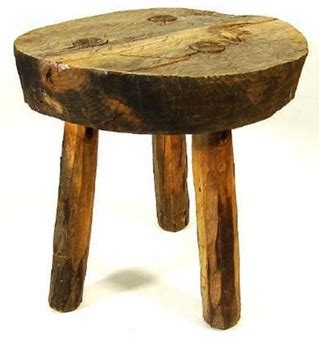 A Three Legged Stool by Three Pillars Of The Church Dougjohns