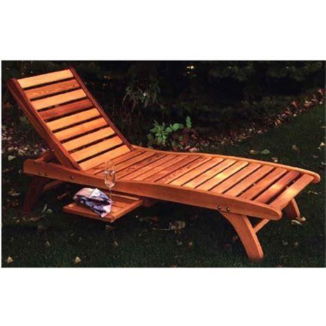 cedar chaise lounge lounges teak eucalyptus shorea kapur patio deck furniture