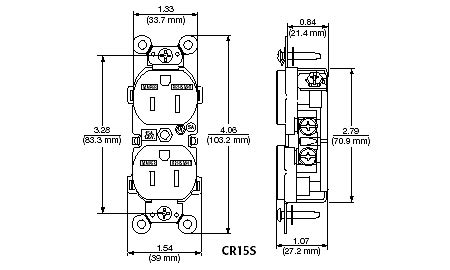 wiring diagram duplex receptacle 32 wiring diagram