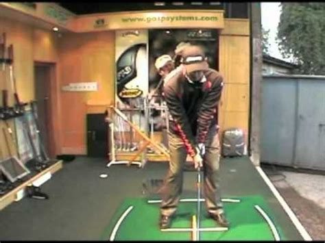 firm left side in golf swing the golf swing weekly fix solid left side impact and