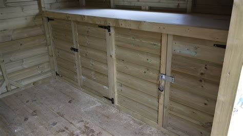 kehed timber sheds devon