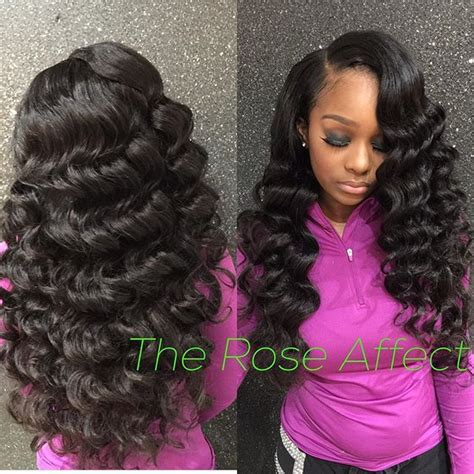 best hair for weave sew ins 25 best ideas about sew in hairstyles on pinterest sew