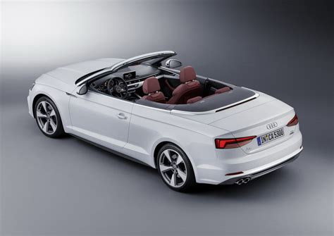 audi convertible 2017 audi a5 convertible picture 694389 car review