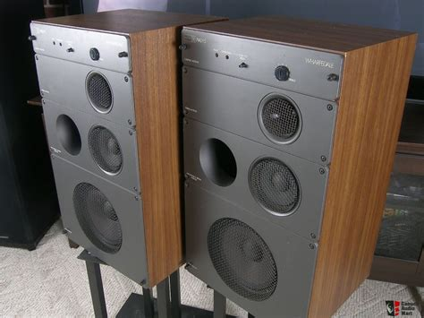 Wharfedale 102 Speaker Black Premium vintage wharfedale mach 5 speakers photo 741444 canuck