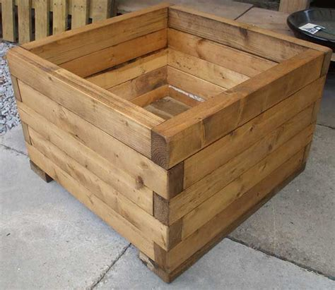 wooden planter plans build wooden planter boxes choose wooden planter boxes