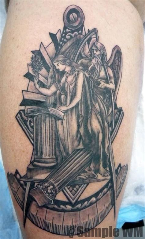 freemason tattoo freemason freemason tattoos