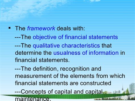 Mba Accounting Definition by Accounting Conventions Ppt Mba Finance