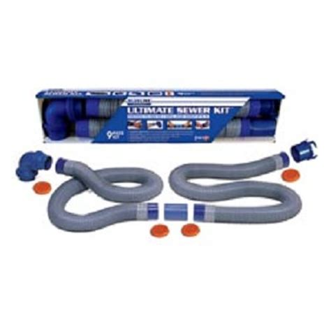 Blue Line Plumbing by Rv Sewer Drain Hose Kit Blueline Rv Sanitation 20