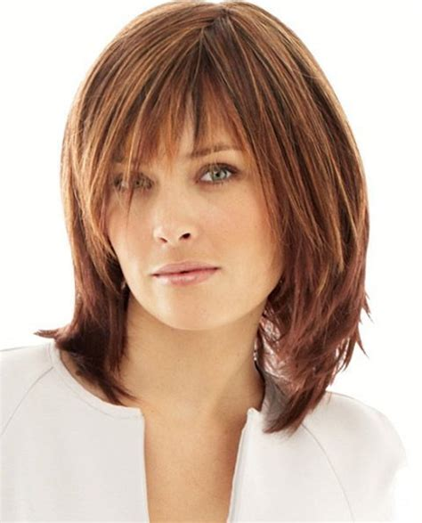 are bangs okay with medium short hair on 50 year old 195 best images about hairstyles on pinterest bobs
