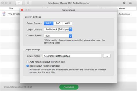 format audio itunes how to convert itunes audiobook to mp3 file format
