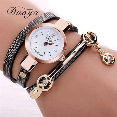 Harga Dan Model Jam Tangan Rolex Wanita jam tangan wanita model gelang xr1297 black