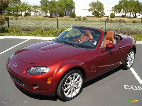 mazda roadster hardtop 2008 copper mica mazda mx 5 miata grand touring
