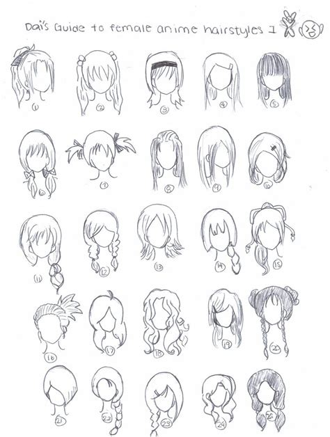 simple hairstyles drawing learnmangadrawing com learn to draw anime page 2 how