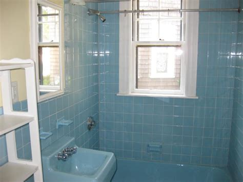blue tile bathroom ideas website wednesday centers and squares