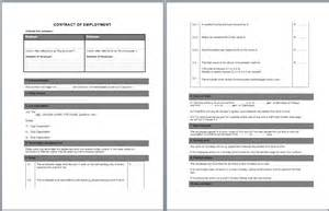 Contract Labor Agreement Template by Contract Labor Agreement Template Free Printable Documents