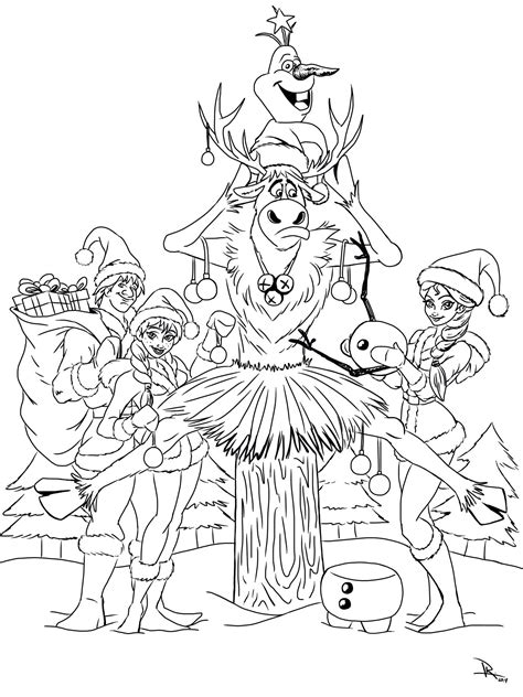 Frozen 2 Coloring Pages by Frozen Coloring Page Frozen And