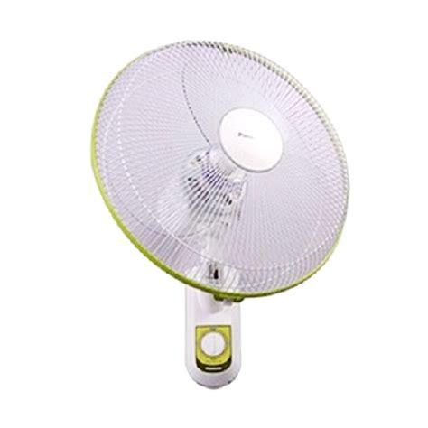 Panasonic F Eu409 Wall Fan jual panasonic f eu409 wall fan 16 inch harga