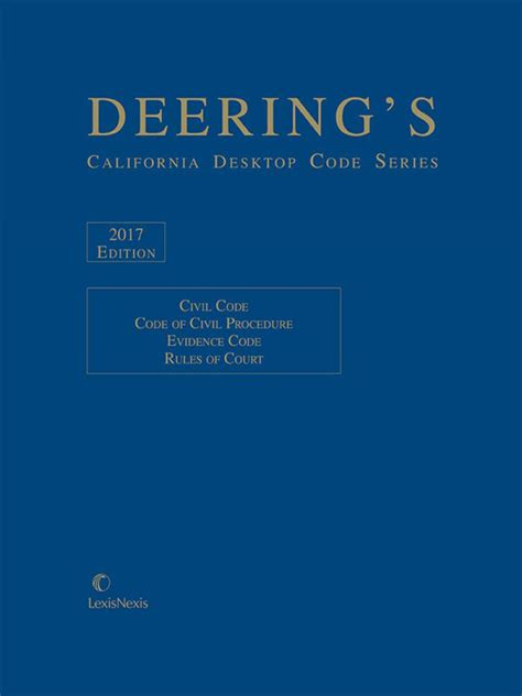trawick s florida practice procedure 2018 ed books deering s california desktop code series civil practice