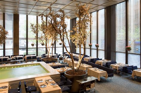 4 seasons pool room preview to precede auction of four seasons restaurant furniture and decor archpaper