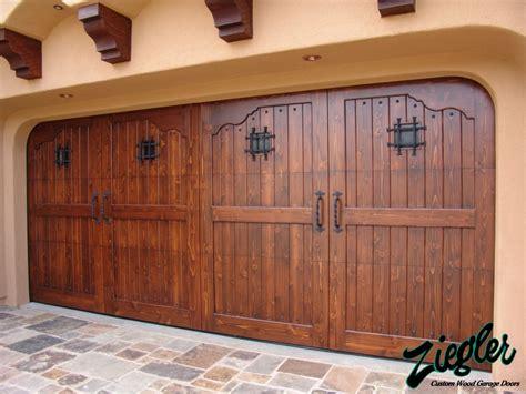 spanish style garage spanish garage doors