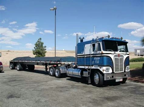 kw cabover pin by james seidl on kenworth cabover trucks pinterest