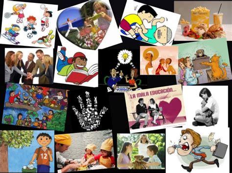 imagenes positivas y negativas collage actitudes positivas y negativas