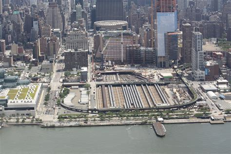 Yard Shed Plans file nyc penn station aerial vc jpg wikimedia commons