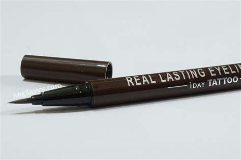 tattoo eyeliner k palette k palette 1day tattoo real lasting eyeliner ang savvy