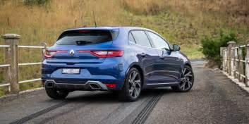 Renault Megane 2017 Renault Megane Gt Review Caradvice