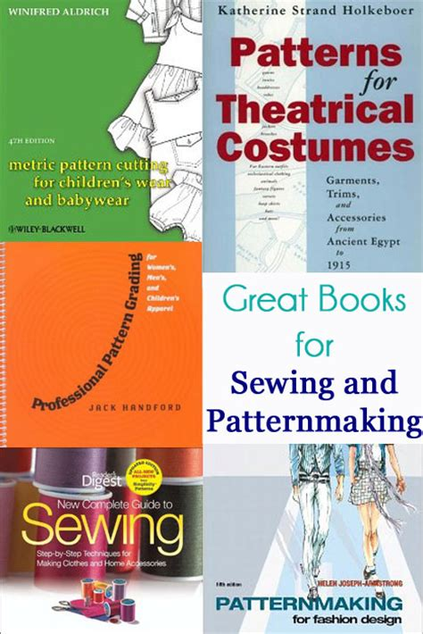 books on pattern making and sewing 5 great books for sewing and patternmaking melly sews