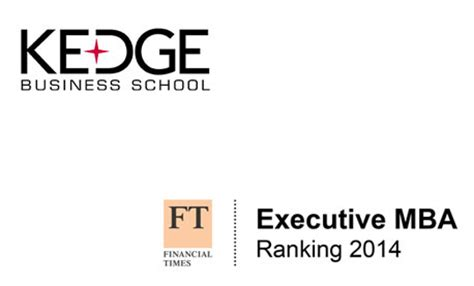Financial Times Mba 2014 by 100 Meilleurs Executive Mba Du Financial Times 2014