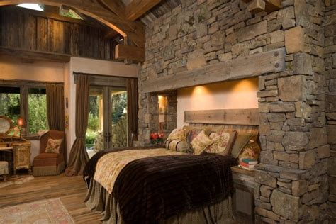 how to keep a bedroom warm 15 charming rustic bedroom interior designs to keep you