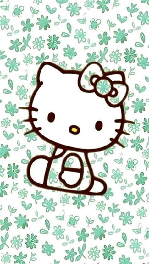 hello kitty wallpaper st patricks day pics for gt st patricks day wallpaper hello kitty