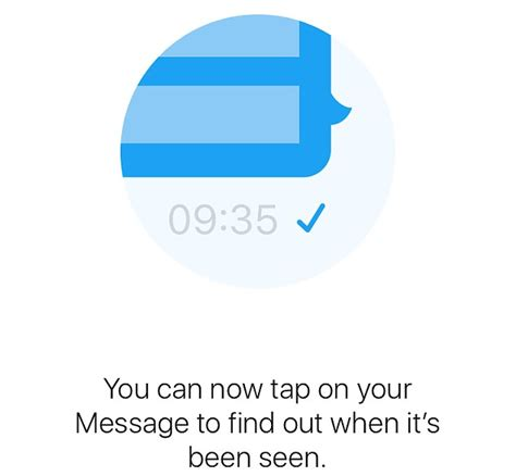 What Is Your Message by Introduces Read Receipts On Direct Messages