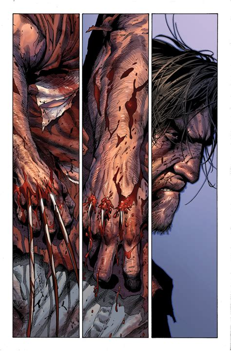 death of wolverine marvel releases a new look at death of wolverine 1 major spoilers comic book reviews news